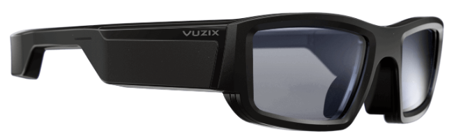 Vuzix Blade® AR Smart Glasses Perfect for On-the-Go Users