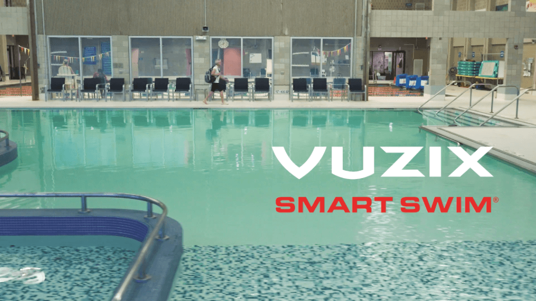 Swim Smarter with Vuzix Smart Swim