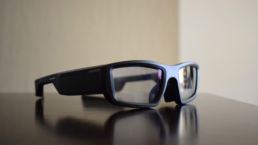 Vuzix Blade Upgrade a Step Forward for Augmented Reality Eyewear