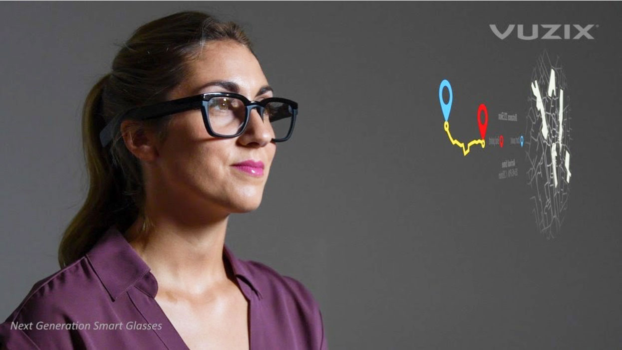 Vuzix Next Gen Smart Glasses are Tech, Fashion Trendsetters