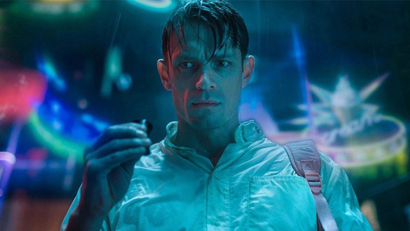 Netflix's Altered Carbon Showcases Augmented Reality Future