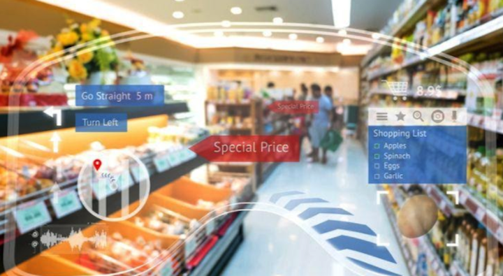 Future Friday: Next Gen Grocery Shopping with Smart Glasses