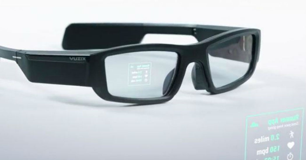 Augmented Reality Smart Glasses are the Future