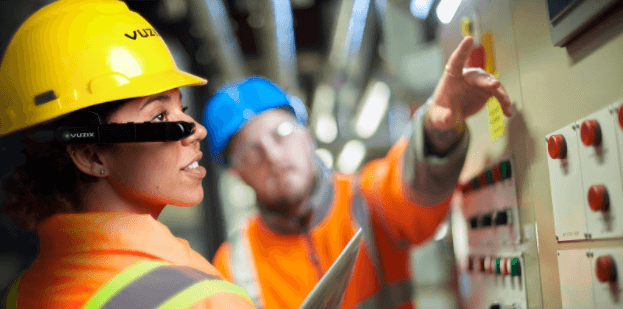 Vuzix Smart Glasses Improve Worker Training – White Paper