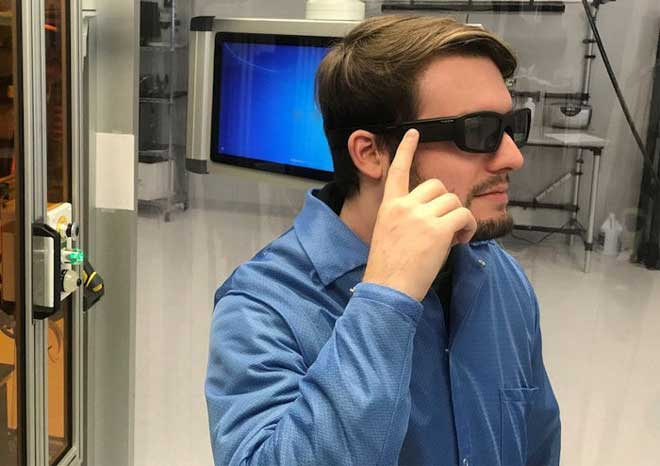 Alexa-Enabled AR Smart Glasses Will Be Unveiled At CES This Coming Week