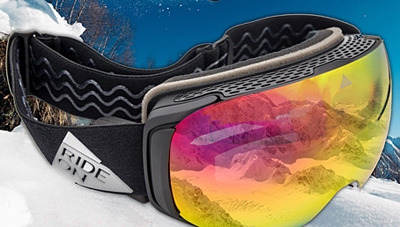 Vuzix begins volume production for Ride-On's smart ski goggles program