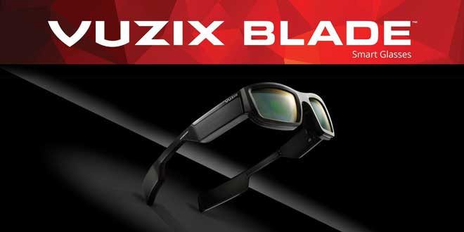 Vuzix's New AR Specs Actually Look Like Glasses