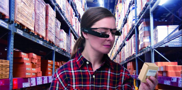 Vuzix M300 Smart Glasses: Hands Free Mobile Computing