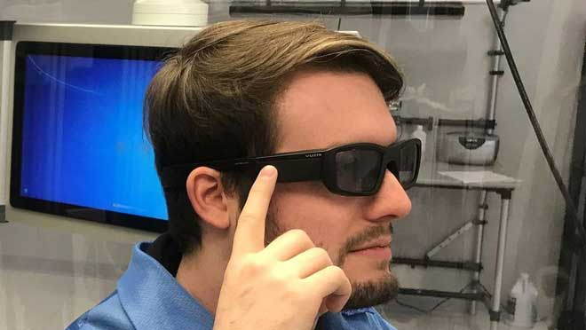 """The Vuzix Blade sunglasses are excruciatingly close to achieving what Google set out to master years ago."""
