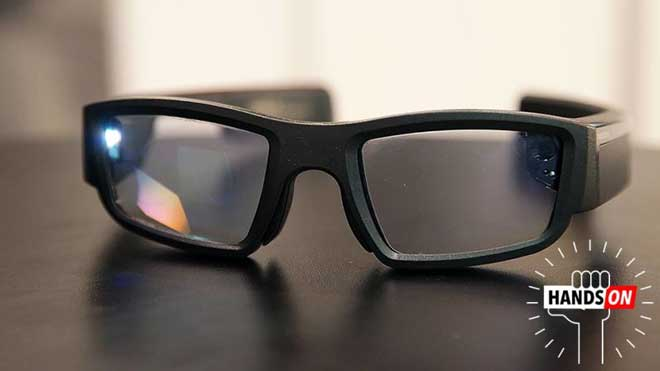 The Vuzix Blade Is What Google Glass Always Wanted To Be