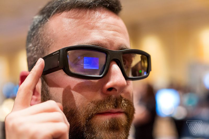 """Vuzix Blade AR glasses are the next-gen Google Glass we've all been waiting for"""