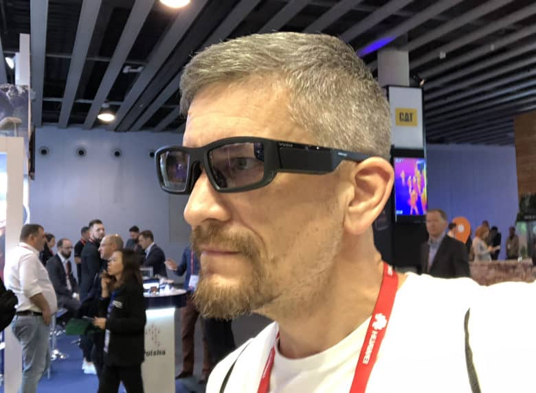 Vuzix Blade AR glasses get me excited about Apple Glasses