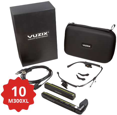M300XL 10 Unit Value Bundle