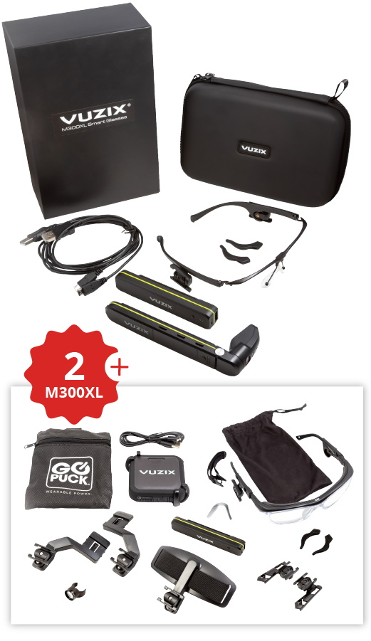 M300XL 2 Unit Value Bundle with Accessories