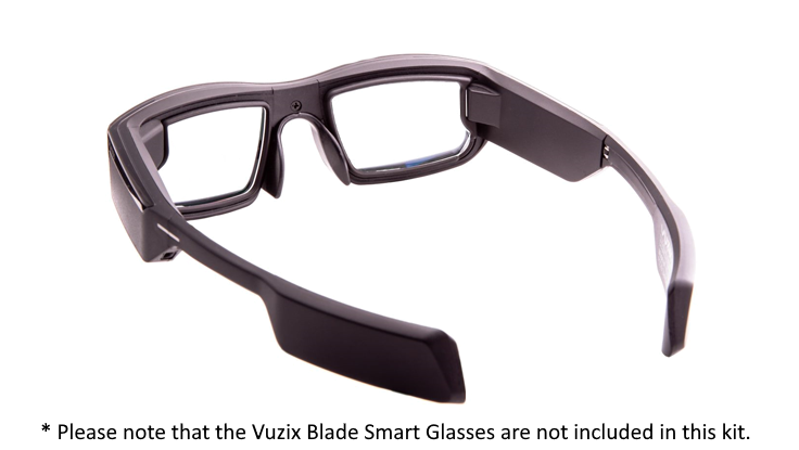 Vuzix Blade® Smart Glasses Prescription Inserts