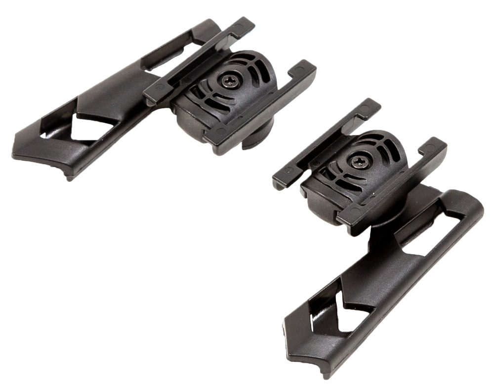 M-Series Safety Frame Mounting Clips (L&R)