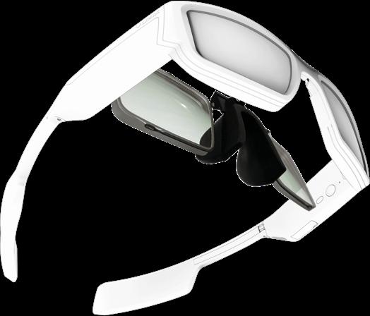Vuzix Blade® Upgraded Smart Glasses Prescription Inserts