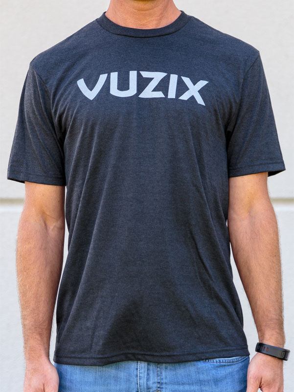 Vuzix T-Shirt, Black