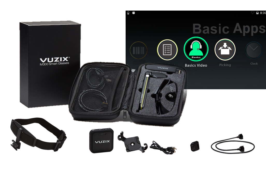 Vuzix Basics Video/M300 2017 Package