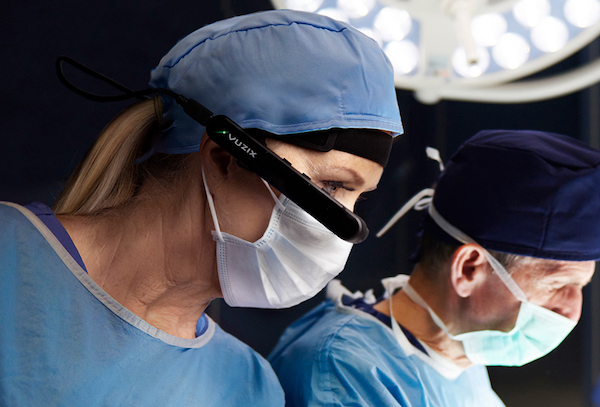 Vuzix Smart Glasses Usage in Healthcare Featuring Univ. of Louisville